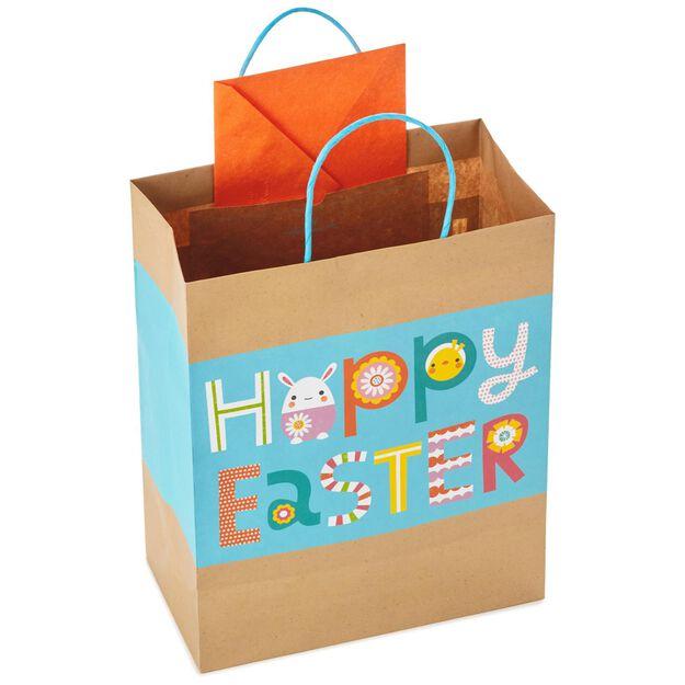 Happy easter kraft large gift bag 13 gift bags hallmark happy easter kraft large gift bag 13 negle Gallery