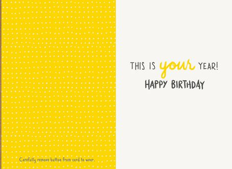 Kid President Meant for Amazing Kids Birthday Card Greeting – Birthday Card from the President