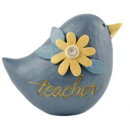 Teacher Blue Bird Figurine, , large