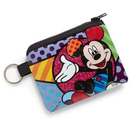 Disney by Britto Mickey Mouse Coin Purse, , large
