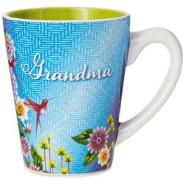 Catalina Estrada Grandma Mug, 11 oz, , large