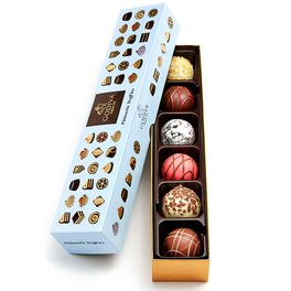 Godiva Assorted Pâtisserie Dessert Truffles in Gift Box, 6 Pieces, , large