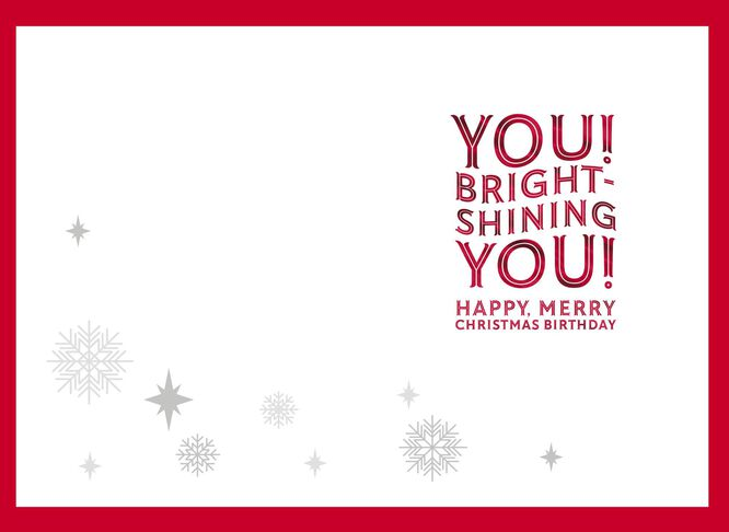 Best gift ever december 25th birthday christmas card greeting best gift ever december 25th birthday christmas card bookmarktalkfo Images