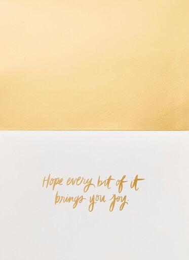 Joy for You Christmas Card,