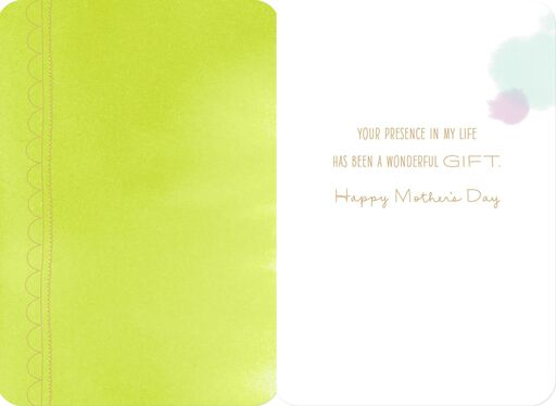 Grandma Is a Gift Mother's Day Card,