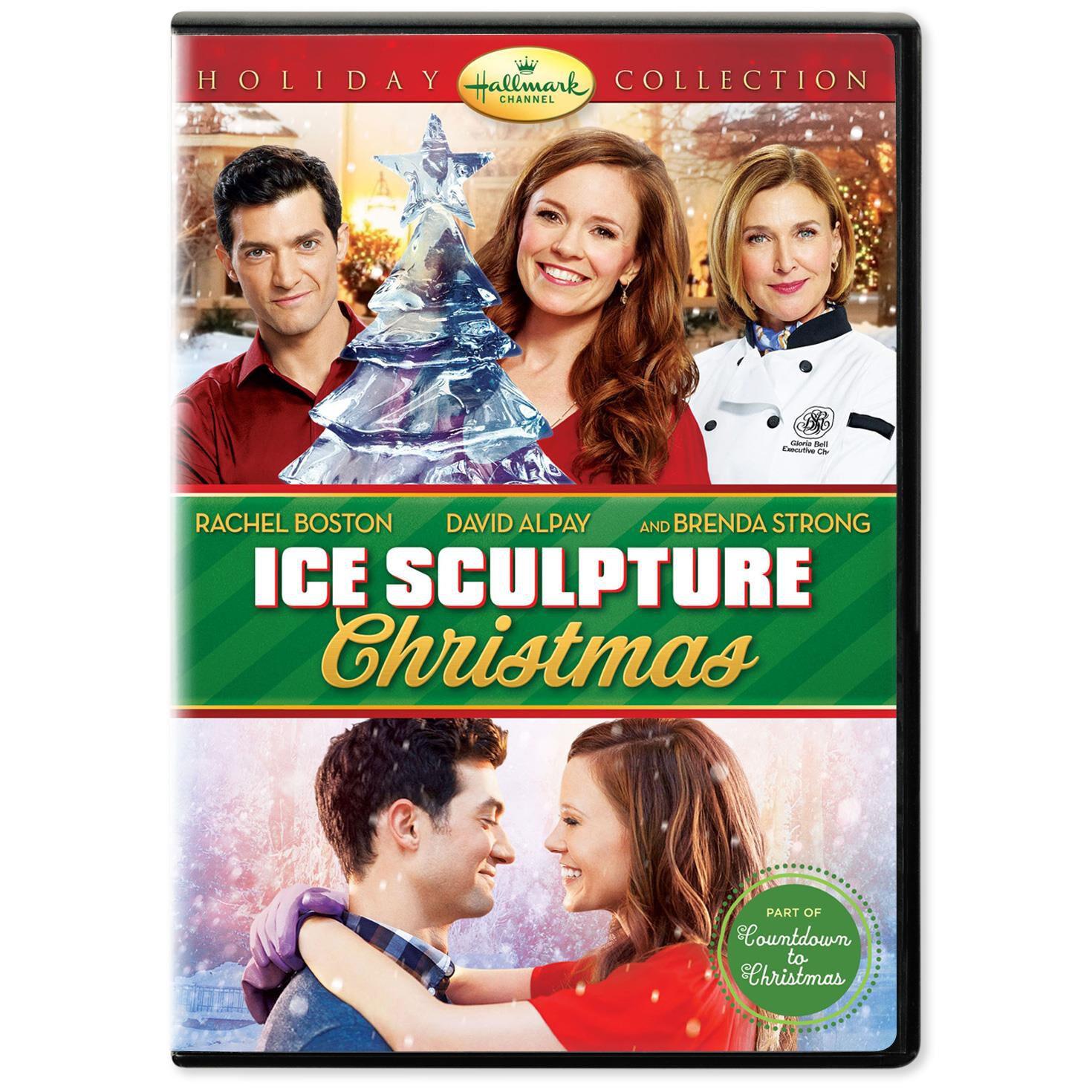 Ice Sculpture Christmas - Hallmark Channel - Hallmark