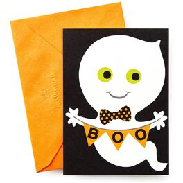 Boo Ghost Halloween Party Invitations, 10, , large