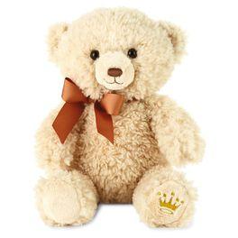 Owen Heritage Small Stuffed Bear, , large