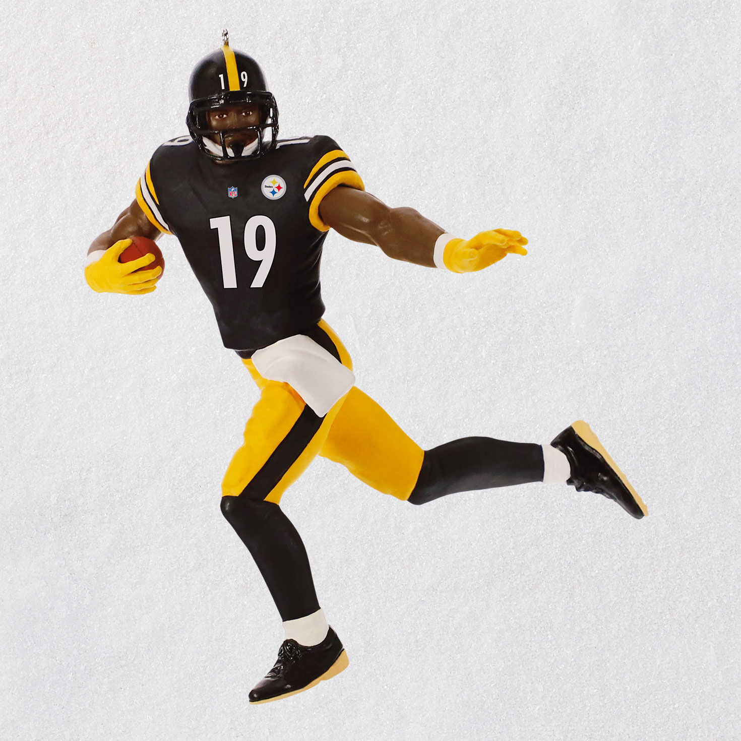 new styles 4837e 39328 NFL Pittsburgh Steelers JuJu Smith-Schuster Ornament