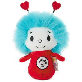 Dr. Seuss™ Thing 2 itty bittys® Stuffed Animal, , large