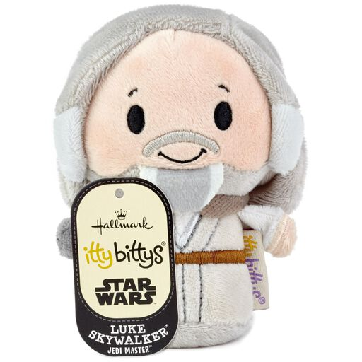 5569af487b4 ... itty bittys® Star Wars™ Luke Skywalker™ Jedi Master™ Stuffed Animal