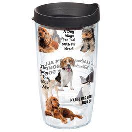 Tervis® Dog Sayings Tumbler, 16 oz., , large