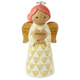 Abuela Angel Figurine, , large