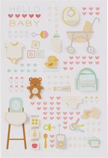 Hello Baby Card,