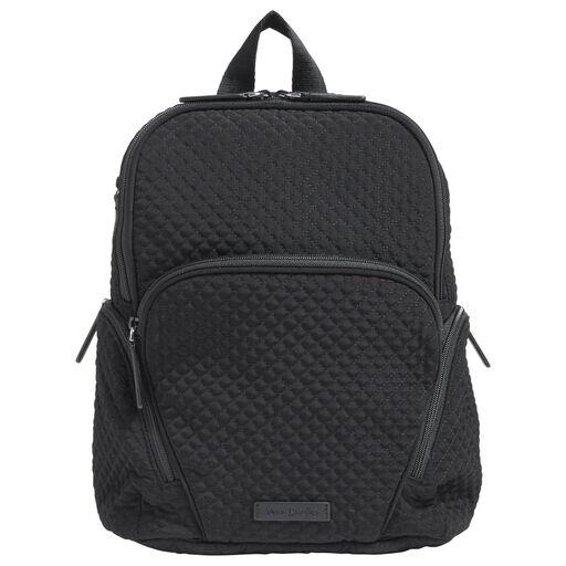 e4e78238d271 Vera Bradley Hadley Backpack in Classic Black