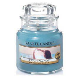 Catching Rays™ Small Jar Candle by Yankee Candle®, , large