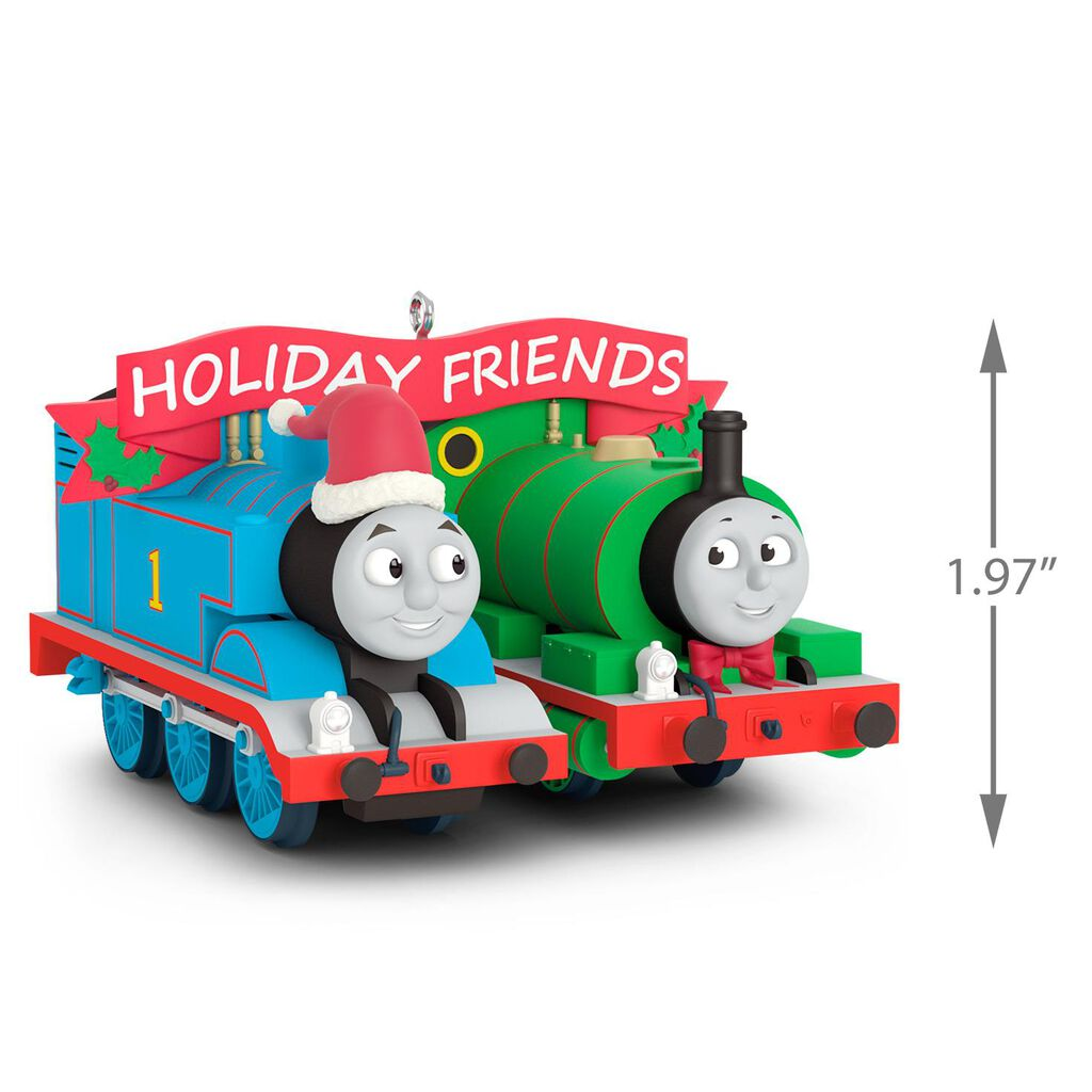 Thomas And FriendsTM Percy Ornament