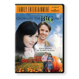 Growing the Big One Hallmark Channel Movie DVD, , large