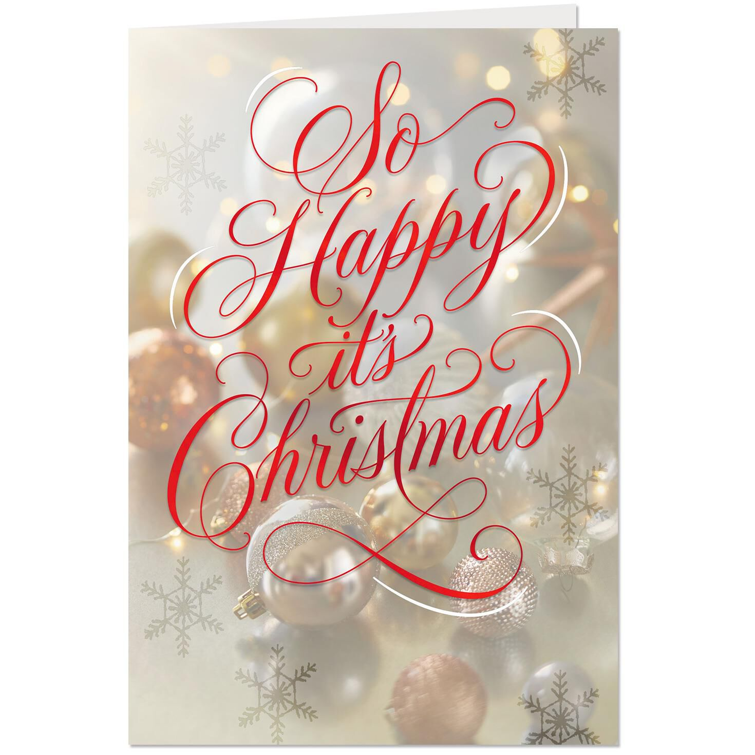 Wishing All of You a Memorable Christmas Song