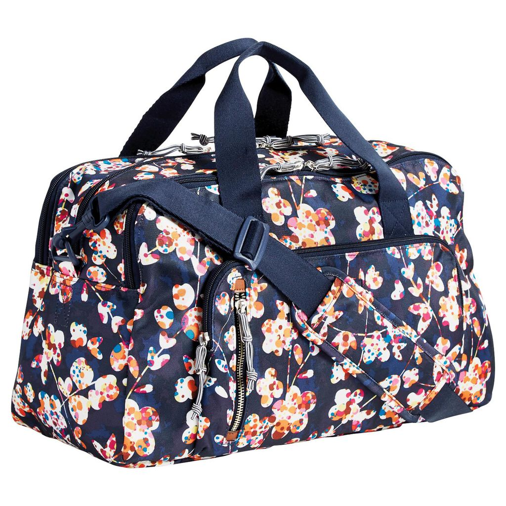 44d6080f2c Vera Bradley Lighten Up Compact Weekender in Cut Vines - Travel ...
