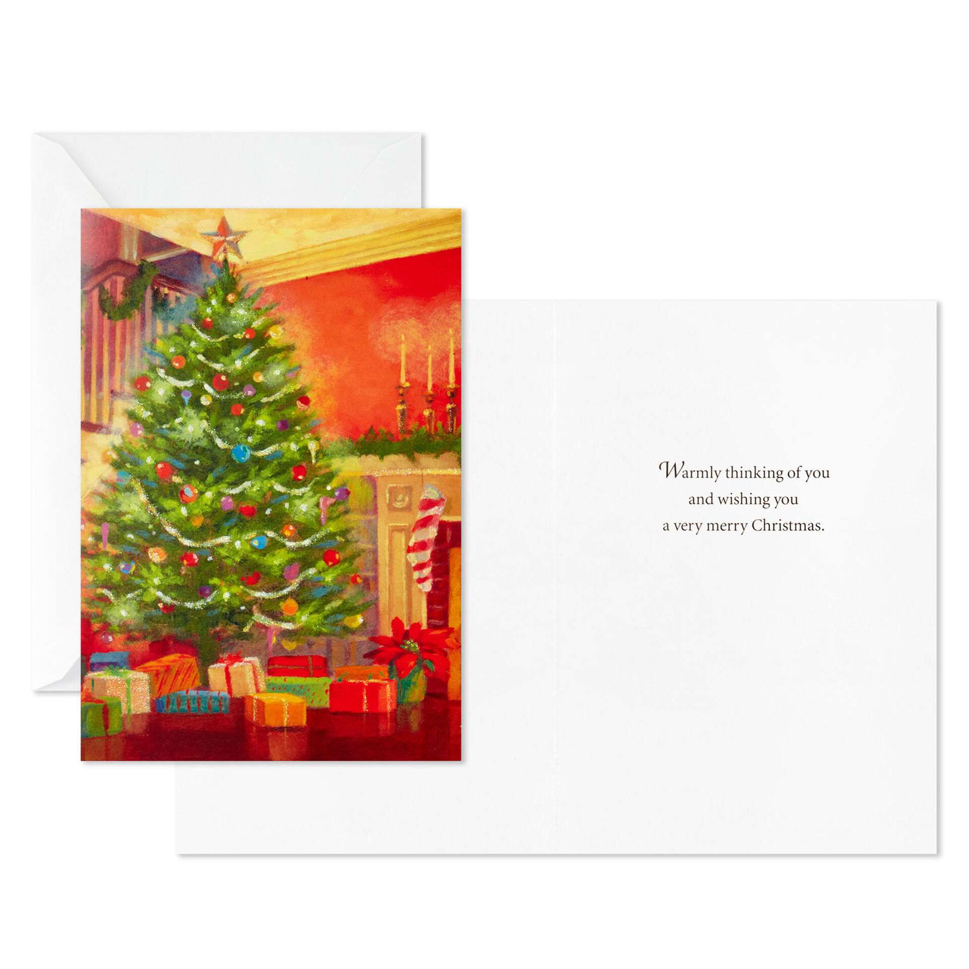 Festive Scenes Assorted Christmas Cards Box Of 24 Boxed Cards Hallmark