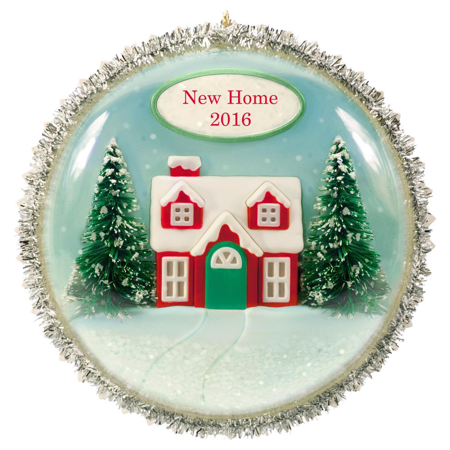 New Home Holiday Ornament - Keepsake Ornaments - Hallmark