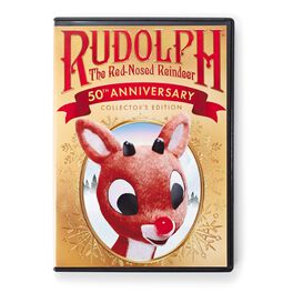 Rudolph the Red-Nosed Reindeer® 50th Anniversary Collector's Edition Christmas DVD, , large