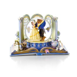 Beauty and the Beast Water Globe, , large