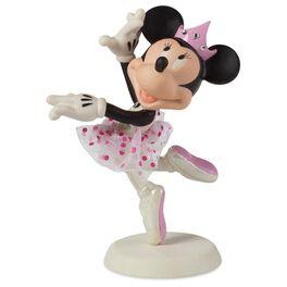 Precious Moments® Tutu Cute Minnie Mouse Figurine, , large