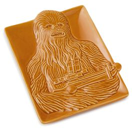Star Wars™ Chewbacca™ Ceramic Tray, , large