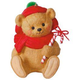 Mary Hamilton's Bears Candy Cane Beary Festive Ornament, , large