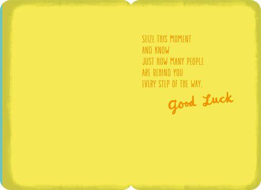 Carpe Diem Funny Encouragement Card,
