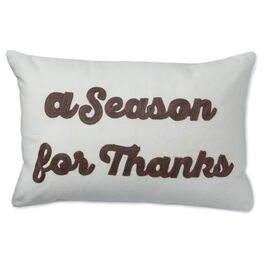 A Season for Thanks 18x12 Bolster Pillow, , large