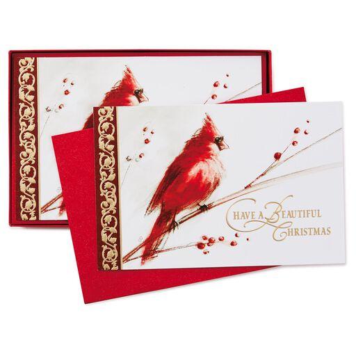 Season Of Beauty Christmas Cards Box Of 40