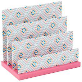 Haute Girls™ Geometric Desk Organizer, , large