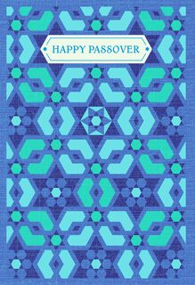 Celebrate Blessings Passover Card,