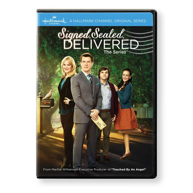 Signed, Sealed and Delivered Hallmark Channel Series DVD