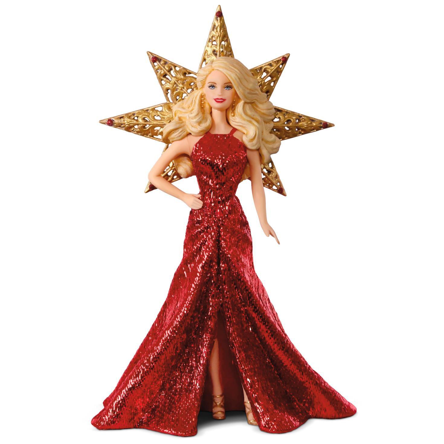 2017 Holiday Barbie™ Ornament - Keepsake Ornaments - Hallmark