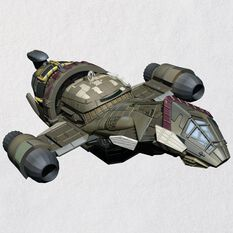 Firefly Serenity Ornament With Light