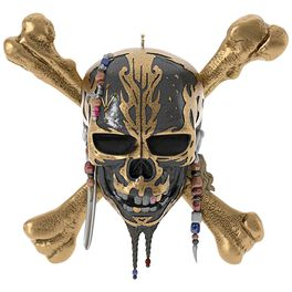 Pirates of the Caribbean Dead Men Tell No Tales Musical Ornament, , large