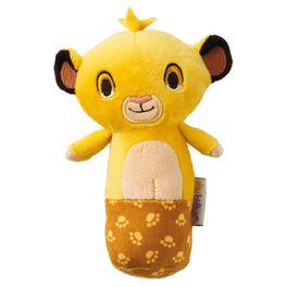 itty bittys® Simba Baby Rattle, , large