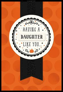You're a Treat All Year Long Pick a Title Halloween Card for Her,