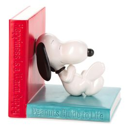 Peanuts® Happiness Is… Ceramic Bookend, , large