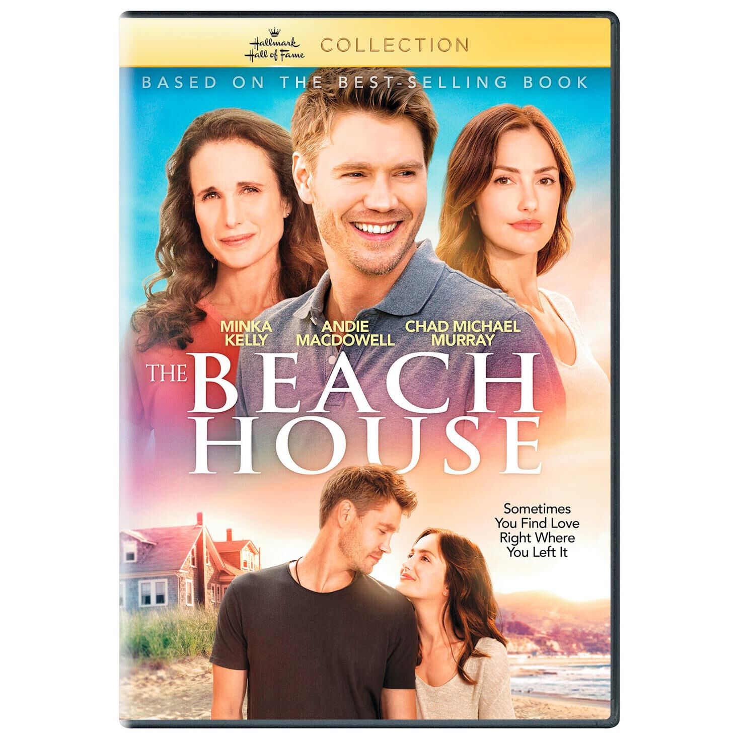 The Beach House Dvd Hallmark Channel Hallmark