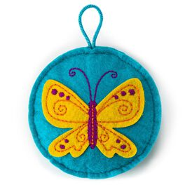 Recordable Butterfly Sound Charm Token, , large