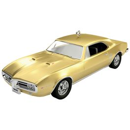 1967 Pontiac® Firebird® 400 50th Anniversary Ornament, , large
