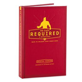 No Cape Required Gift Book, , large