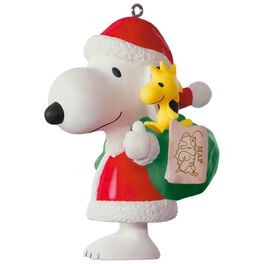 PEANUTS® Spotlight on Snoopy 20th Anniversary Porcelain Ornament, , large