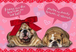 My Partner in Life Valentine's Day Card