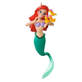 Disney The Little Mermaid Under the Sea Ariel Ornament, , large